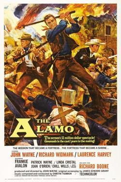 The Alamo, 1960, Directed by John Wayne