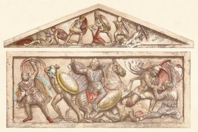 The Alexander Sarcophagus, c1901, (1907)