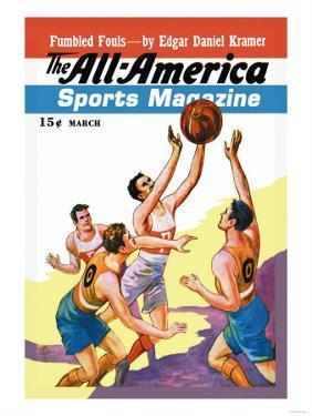 The All-America Sports Magazine: Fumbled Fouls
