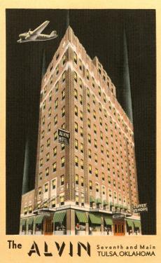 The Alvin Hotel, Tulsa, Oklahoma