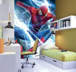 The Amazing Spider Man 2 Deco Wallpaper Mural