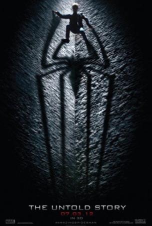 The Amazing Spider-Man (Andrew Garfield, Emma Stone) Movie Poster