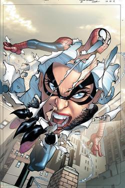 The Amazing Spider-Man No. 3: Spider-Man, Black Cat