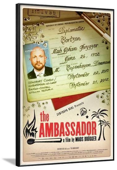The Ambassador--Framed Poster