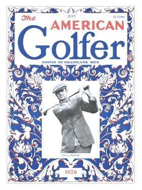 The American Golfer July 1926
