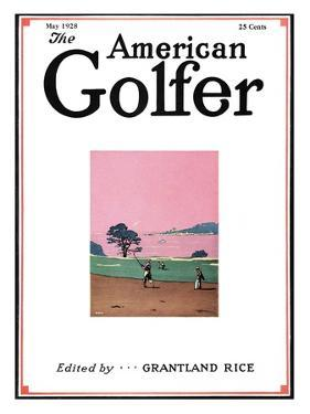 The American Golfer May 1928