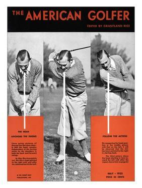 The American Golfer May 1932
