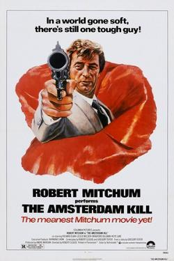 The Amsterdam Kill, Robert Mitchum, 1977