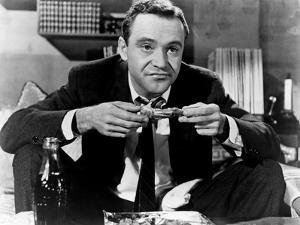 The Apartment, Jack Lemmon, 1960