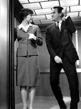 The Apartment, Shirley MacLaine, Jack Lemmon, 1960