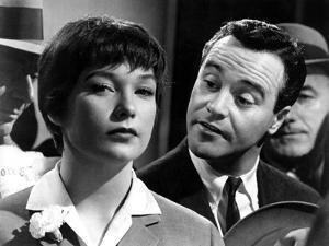 The Apartment, Shirley MacLaine, Jack Lemmon, 1960