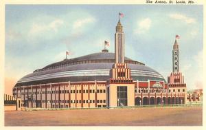 The Arena, St. Louis, Missouri