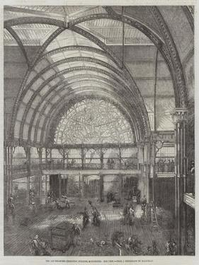 The Art-Treasures Exhibition Building, Manchester, End View