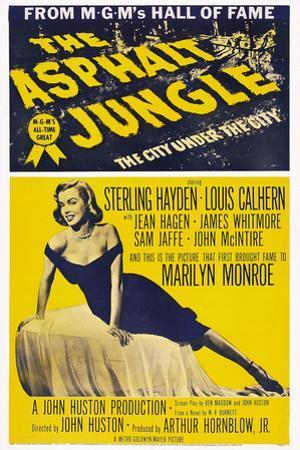 The Asphalt Jungle, 1950