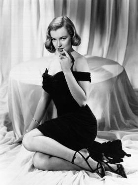 The Asphalt Jungle, Marilyn Monroe, 1950