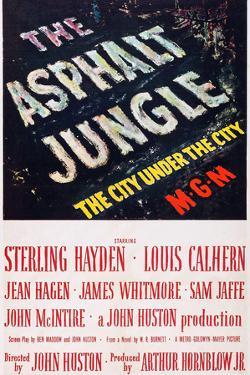 The Asphalt Jungle