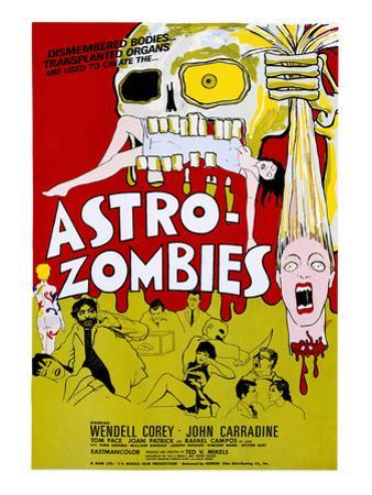 The Astro-Zombies, 1968