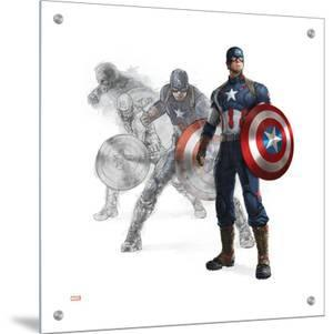 The Avengers: Age of Ultron - Captain America