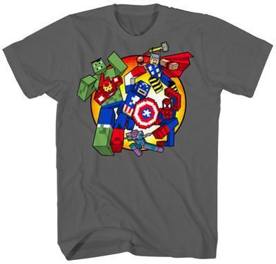 The Avengers - Digi Battle