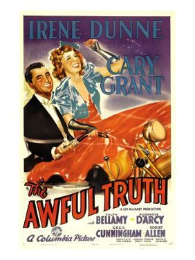 The Awful Truth, Cary Grant, Irene Dunne, 1937