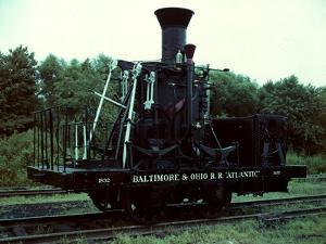 The B&O Railroad's Atlantic #1832