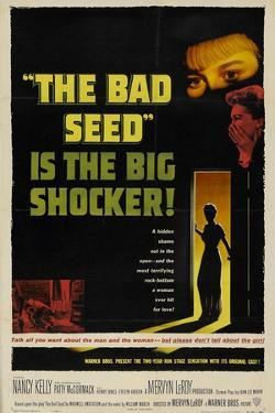 The Bad Seed, 1956, Directed by Mervyn Leroy