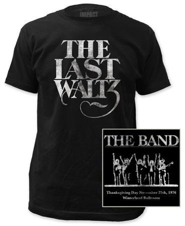 The Band - The Last Waltz (slim fit)