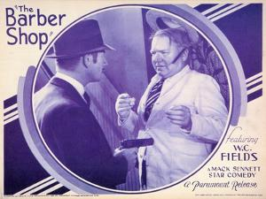The Barber Shop, 1933