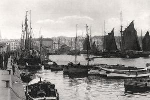 The Barbican, Plymouth, Devon, Early 20th Century