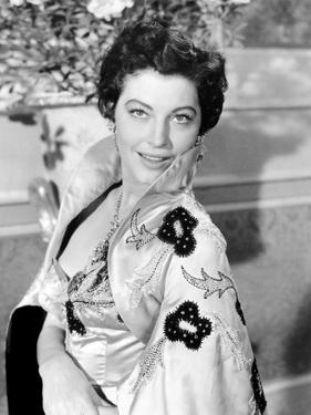 The Barefoot Contessa, Ava Gardner, 1954