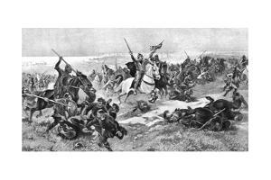 The Battle of Hastings, 14 October 1066