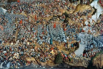 The Battle of Orsha, 1514