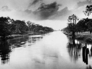 The Bayou Teche in Louisiana