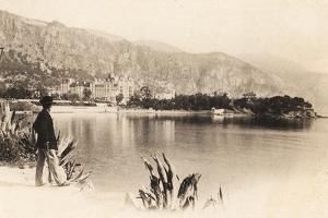 The Beach, Beaulieu Sur Mer, 1905