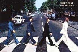 The Beatles Abbey Road Giant