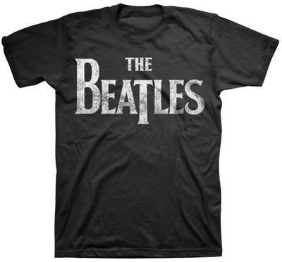 The Beatles - Distressed Logo