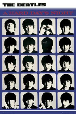 The Beatles - Hard Days Night