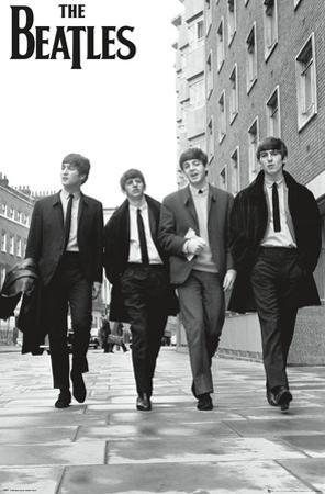 THE BEATLES - IN LONDON