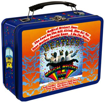 The Beatles - Magical Mystery Tour Tin Lunch Box