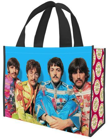 The Beatles Sgt. Pepper's Large Recycled Shopper