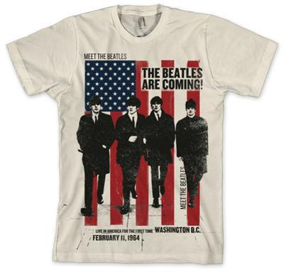 The Beatles - The Beatles Are Coming!