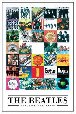 The Beatles - Through The Years