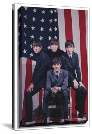 The Beatles - US Flag