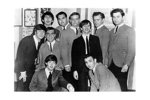 The Beatles with the Bg Ramblers at Peppermint Lounge on Miami Beach, 1964