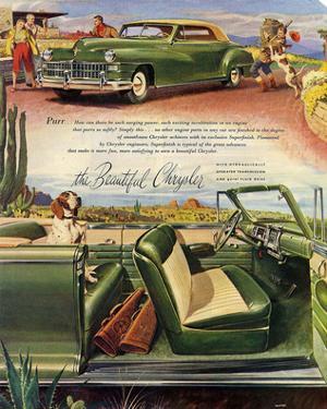 The Beautiful Chrysler - Purr