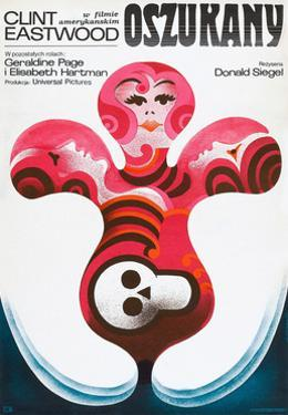 The Beguiled, Polish poster, 1971