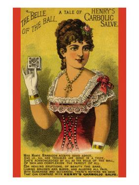 The Belle of The Ball - a Tale of Henry's Carbolic Salve