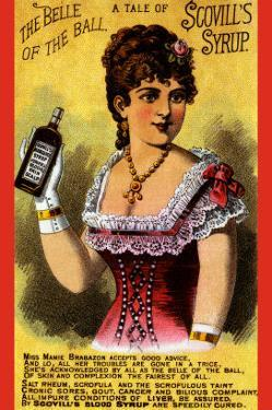 The Belle of The Ball - a Tale of Scovlls Syrup
