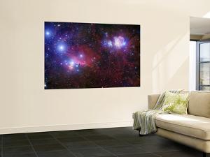 The Belt Stars of Orion