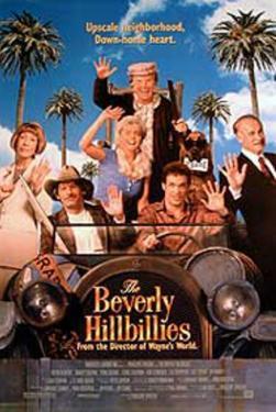 The Beverly Hillbillies (Erika Eleniak, Jim Varney) Movie Poster